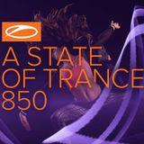 Armin van Buuren - A State Of Trance 850 | Part 1