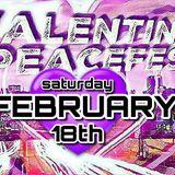 Valentine's Peace Fest '17