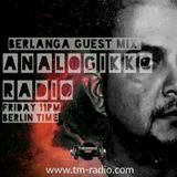 Analogikko Radio -  Raul Berlanga  Guest Mix 2018 - EDISODE 011