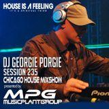 dj Georgie Porgie MPG Radio Show 235