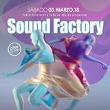 German Bass @ Sound Factory (Arde en Fallas 2018, Sesión Promocional)