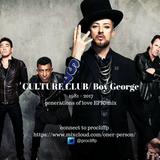 CULTURE CLUB/ Boy George