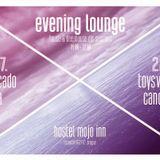 Evening Lounge 2. part - Canobee & Toys Voice (Café Mojo Inn)