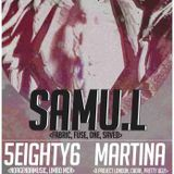 The Night Shift with special guests Samu.l,5eighty6,Martina