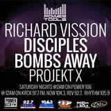 Powertools Mixshow - Episode 8-27-16 Ft: Disciples, Bombs Away, & Projekt X
