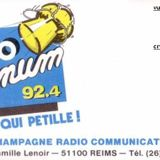 Keith Dubose sur Radio Magnum (3 juillet 1985)