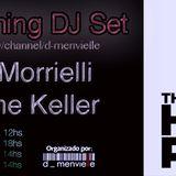 Live Streaming Dj Set: Guillaume Keller