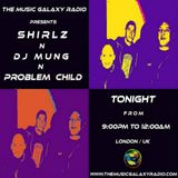 DJ Problem Child - Guest Mix On Music Galaxy Radio 24.12.2016 (Xmas Eve)