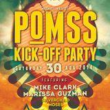 POMMS Pre Party Aug 30 2014
