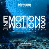 Emotions In Motions Sound Sessions Episode 048 (August 2016)