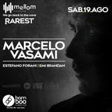Warm Up for Marcelo Vasami @ Bamboo [Salta,AR] 19.08.2017