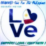 Typhoon Haiyan | CHANNEL Love For The Philippines | Goran Meyer <3