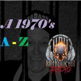 Badass Martin's Rockout Radio Show -  70's A-Z