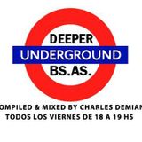 Segundo programa de DEEPER UNDERGROUND. Del deep house al tech house en 1 hora!!! Enjoy It !!!