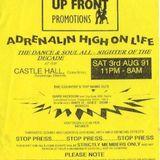 stalybridge august 91 upfront promotions tape 2