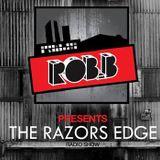 Rob B presents The Razor's Edge w/ Special Guest - Darkskye