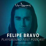Felipe Bravo - PLAYGROUND FEST PODCAST