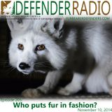 Episode 205: Who puts fur in fashion?