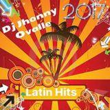 Mix Año Nuevo 2017 ( Latin Hits ) - Dj Jhonny Ovalle