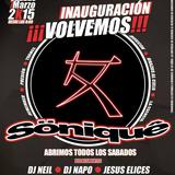 Jesus Elices - I'm Söniquê (2015)