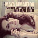 Set 172 - Special Maya Simantov BirthDay - Nir Ben Lulu