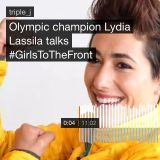 Lydia Lassila talks with Linda Marigliano on Triple J about The Will To Fly