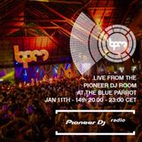 Andrea Oliva - LIVE in  the Pioneer DJ Suite at Blue Parrot, The BPM Festival 2017