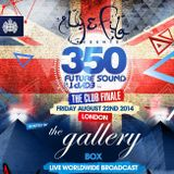 Ian Standerwick @ Future Sound Of Egypt 350 (The Gallery, Ministry Of Sound London, United Kingdom)