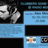 Clubbers Gone Wild @ Radio MOF (Ep. 106) with Alex Mine [guest mix]