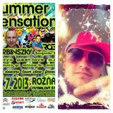 MINOO B. Summer Sensation Open Air RV