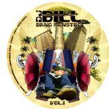 Mixtape Bang Monstro Vol. 1 - Dj Bill
