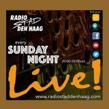 Radio Stad Den Haag - Sundaynight Live - February 25, 2018.