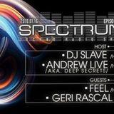 FEEL - Spectrum Techno Radio Show (2018.01.16)
