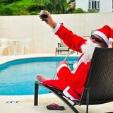 DJ Pool Christmas By The Pool