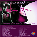 DJ Superjam - Love Potion 1 (Old school slow jam mix)