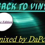 Back To Vinyl (House Edition)