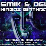 Mix Session 03 @ Cosmik Et Delik Birthday