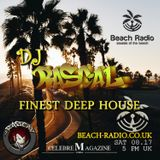 DJ Rascal - Beach Radio Co Uk - Finest Deep House - Vol 4 - 17.08.2019
