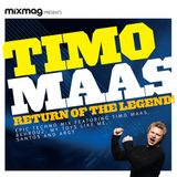 Timo Maas 'Return Of The Legend' / Mixmag /