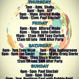 Vince Watson guest mix AATM Radio 28 4 18