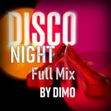 DiscoNight Full 80'S  Mixtapes  ''''Disco Night Reconstructed Mix''''