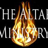 Altar Ministry Training Part 2 - Audio