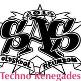 The SAS 25th Anniversary, 19th Sept 2015 - The Techno Renegades (DJ Apache & MC Skinny D).
