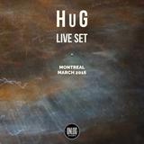 H u G @ Le Bleury, Montréal - CA [Unlog x Cartel release party]