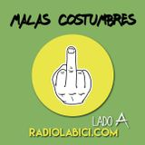 Malas Costumbres 24 04 16 en Radio Labici