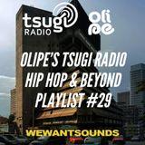Olipe Tsugi Radio Playlist #29: 90s flavored news selektah!