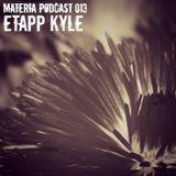 Materia Podcast 013 Etapp Kyle