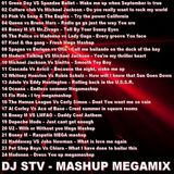DJ STV - Mashup Megamix (Section Ultimate Party)