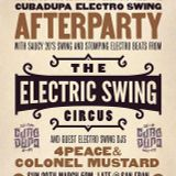 """Colonel Mustard in the lounge with a gramaphone' live set @ CubaDupa After Party"