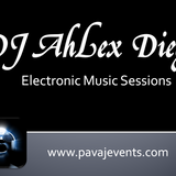 AhLex Diego - Electronic Music Sessions V3